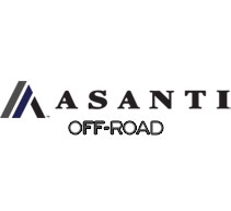 Asanti Off-Road Center Caps & Inserts