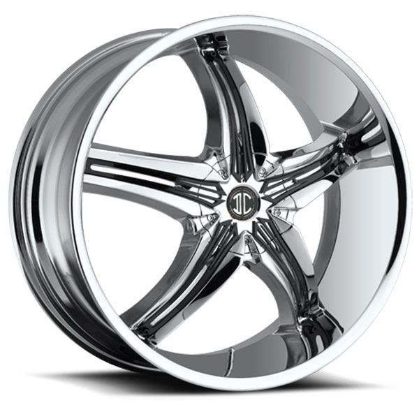 2 Crave No.5 Chrome with Black Inserts B