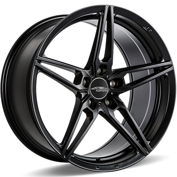 Ace Alloy AFF01 V001 Matte Black