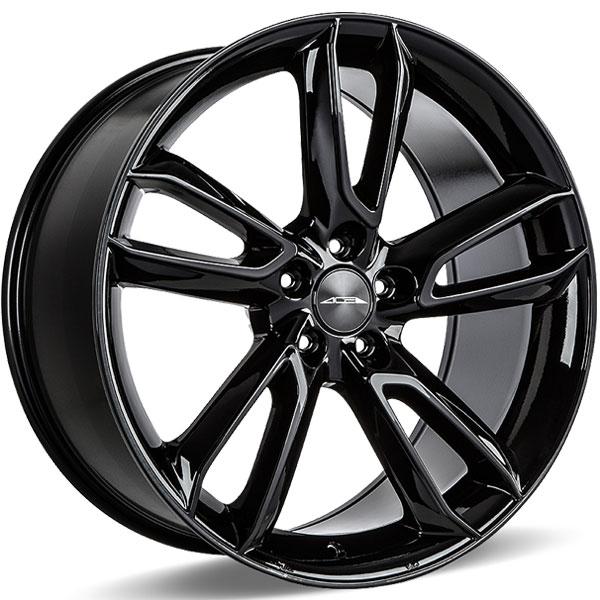 Ace Alloy Scorpio C902 Gloss Black