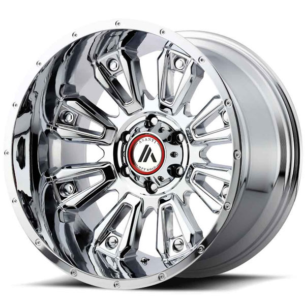 Asanti Off-Road AB-808 Chrome