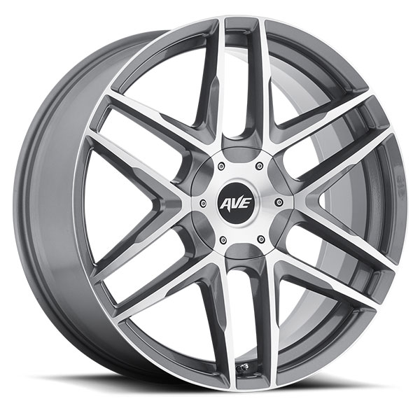 Avenue 613 Gloss Silver with Machined Face