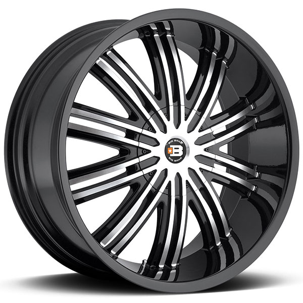 Big Bang BB30 Gloss Black