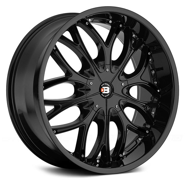 Big Bang BB4 Gloss Black