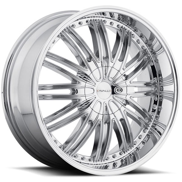 Cavallo CLV-7 Chrome