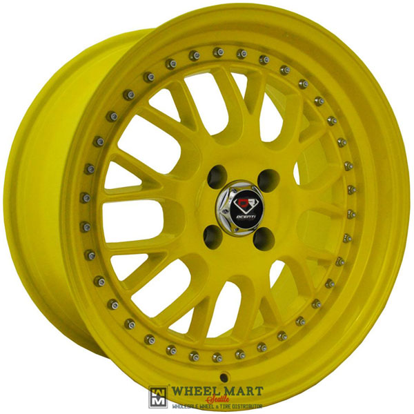 Dcenti Racing DCTL003 Yellow