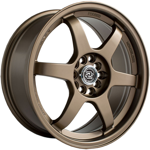 Drag Concepts R24 Satin Bronze