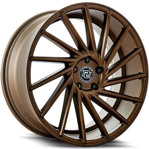Drag Concepts R36 Matte Bronze