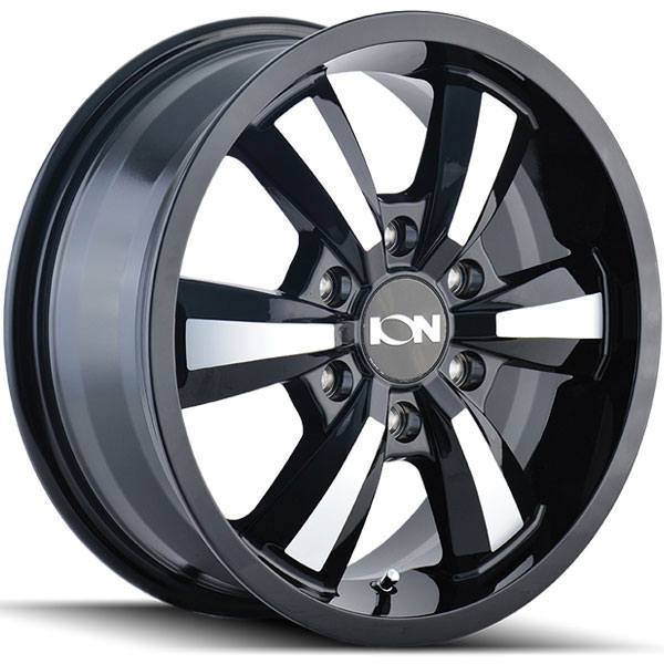 Ion Alloy 103 Black wtih Machined Face