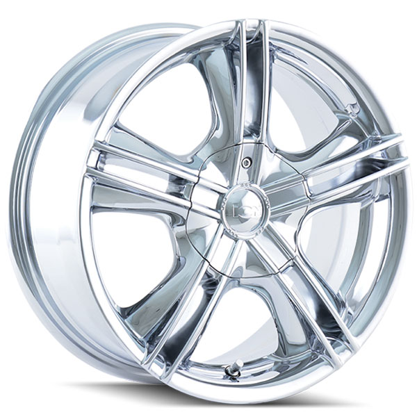 Ion Alloy 161 Chrome