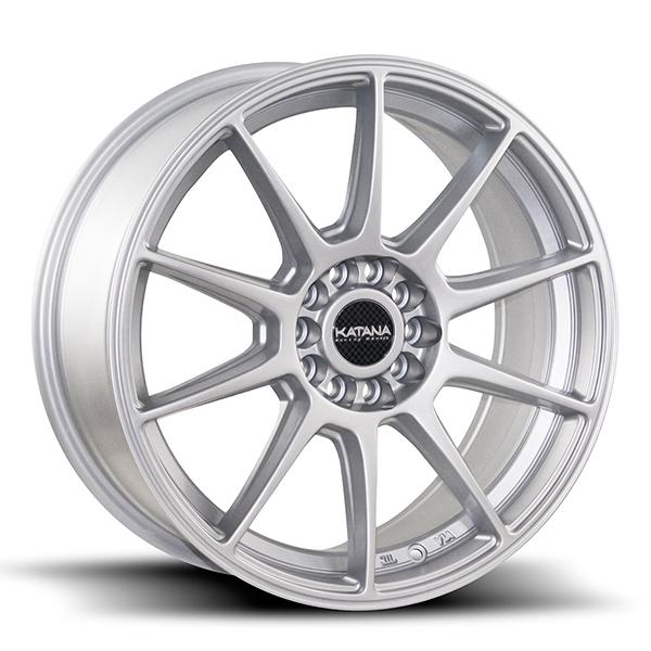 Katana KR14 Gloss Silver