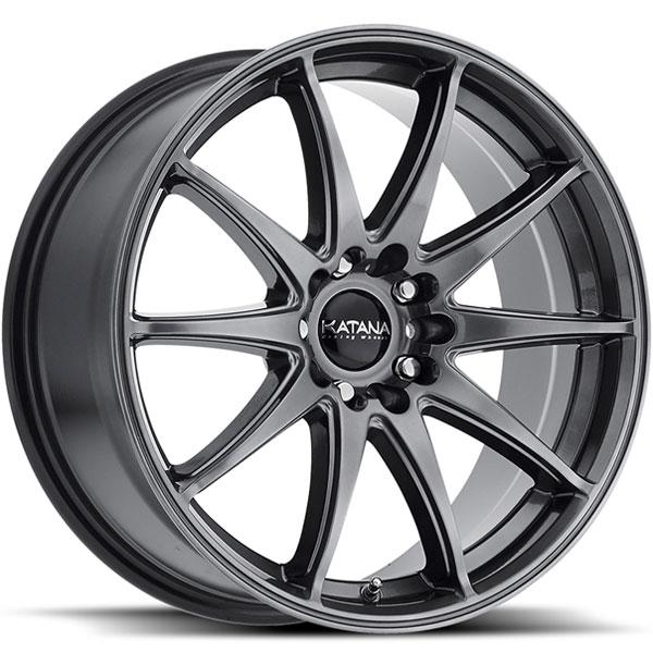 Katana KR30 Hyper Black