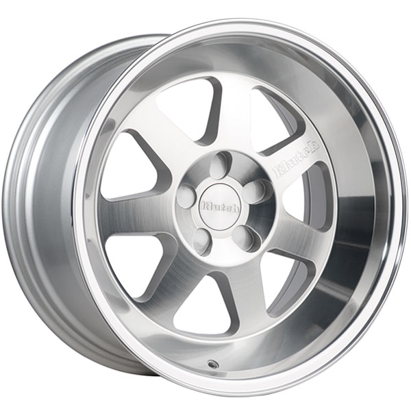 Klutch ML7 Brushed Silver