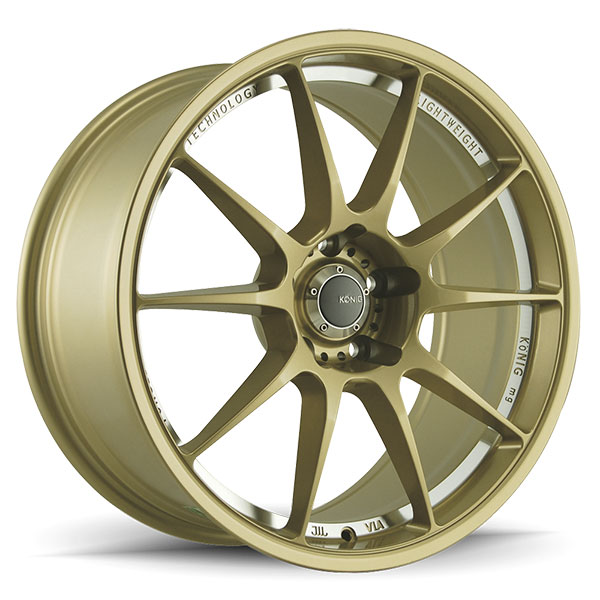 Konig Milligram Gloss Gold