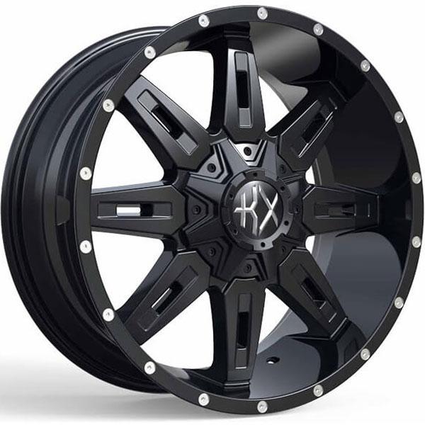 KX Offroad KX06 Matte Black