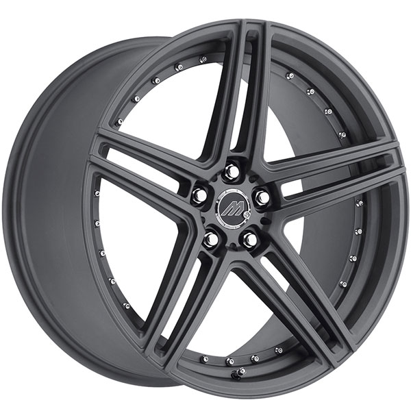 Mach MT.2 Gunmetal Gray