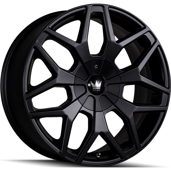Mazzi Profile 367MB Matte Black