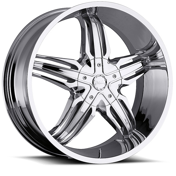 Milanni Phoenix 458 Chrome