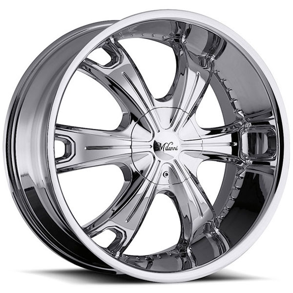 Milanni Stellar 452 Chrome