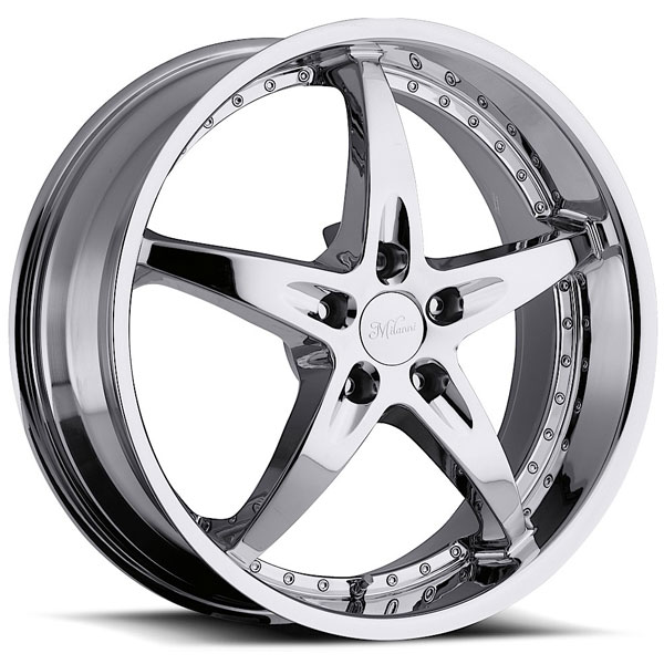 Milanni ZS-1 453 Chrome