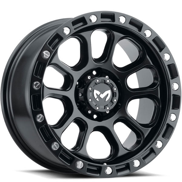 MKW M204 Satin Black