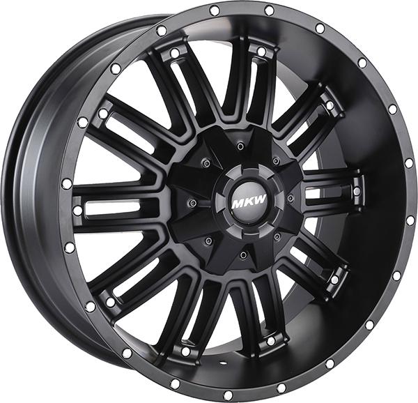 MKW M80 Black