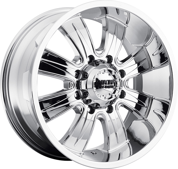 MKW M82 Chrome 8 Lug