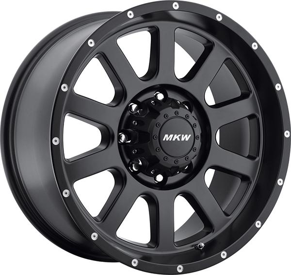 MKW M86 Black