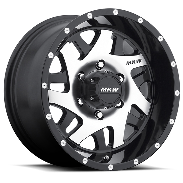 MKW M91 Gloss Black with Machined Face