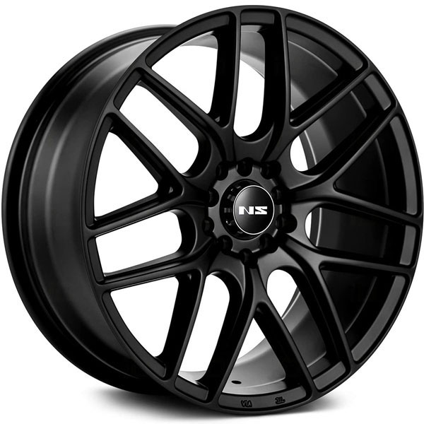 NS Series NS1502 Matte Black