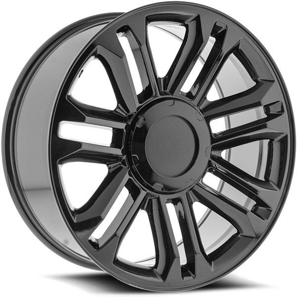 OE Revolution D-01 Gloss Black