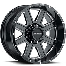 Raceline 940M Hostage Gloss Black Milled