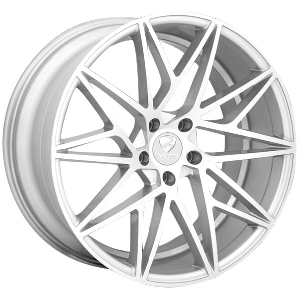 Ravetti M5 Silver with Machined Face