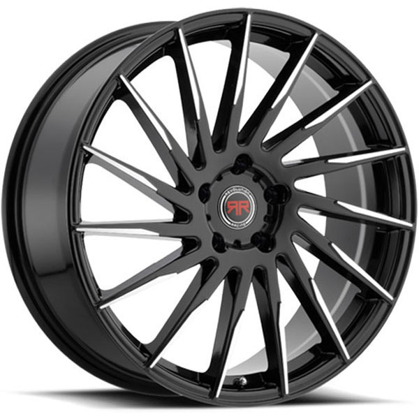 Revolution Racing R15 Black Milled