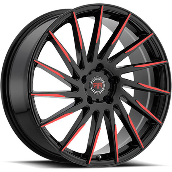 Revolution Racing R15 Black with Red Face