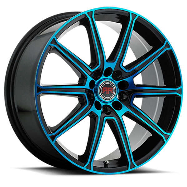 Revolution Racing R3 Blue