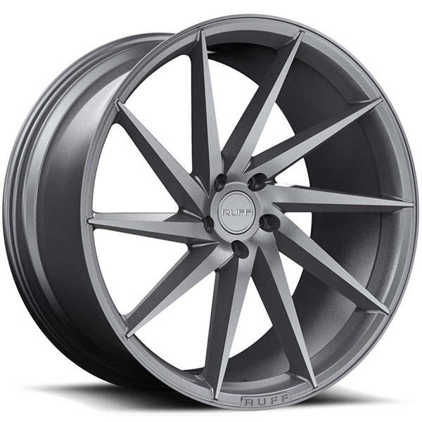 Ruff Racing R2 Gunmetal