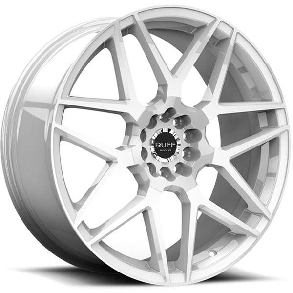 Ruff Racing R351 White