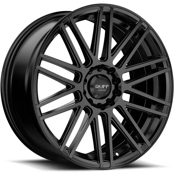 Ruff Racing R367 Satin Black