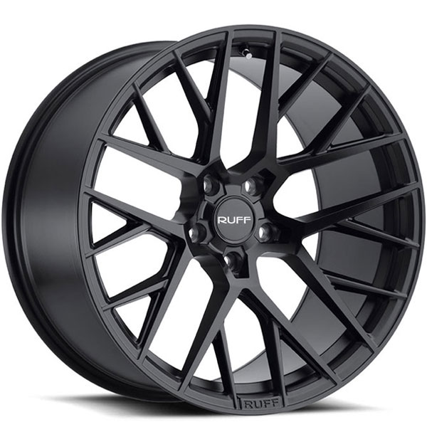Ruff Racing R4 Gloss Black