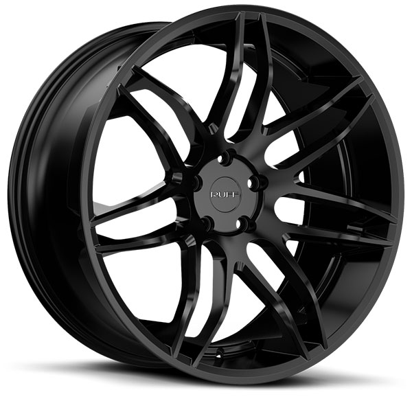Ruff Racing R960 Satin Black