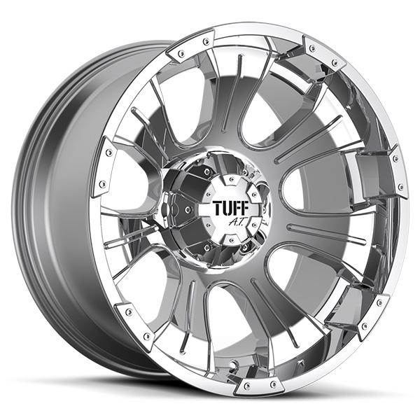 Tuff T06 Chrome