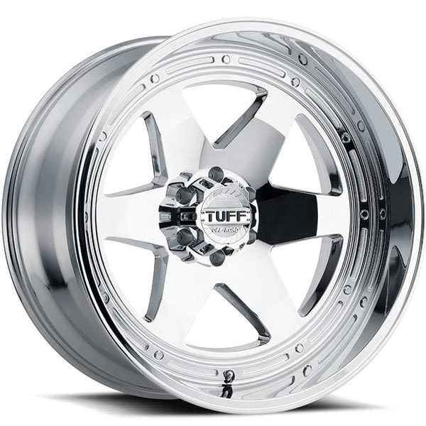Tuff T1A Chrome