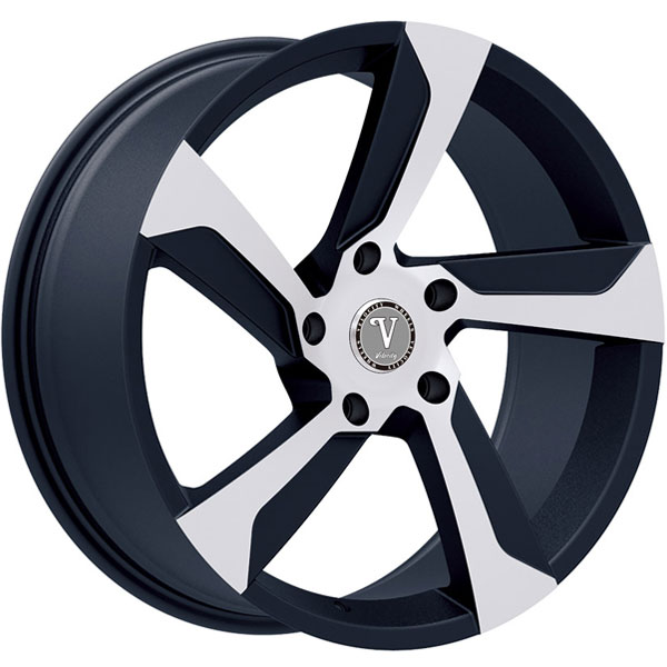 Velocity VW 29A Black with Machined Face
